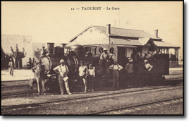 Taourirt - gare